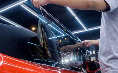 Automotive Window Tint Film